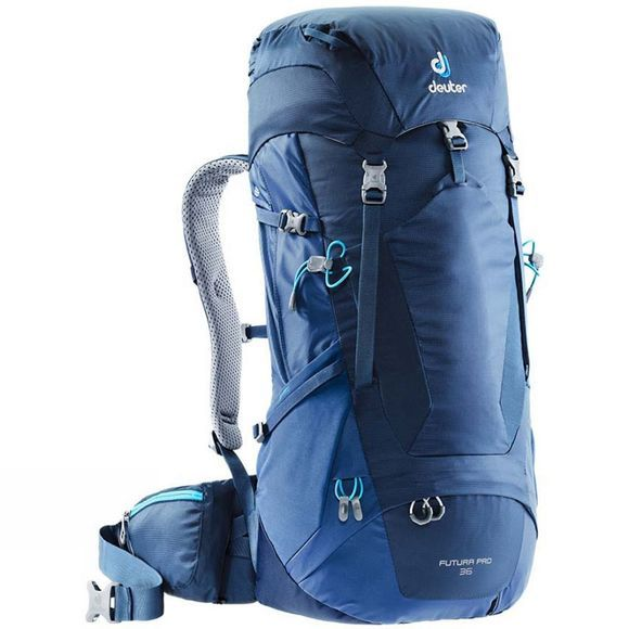Deuter Futura Pro 36 Backpack Midnight-Steel