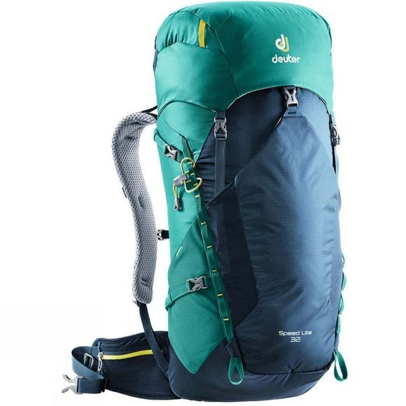 Deuter Speed Lite 32 Backpack Navy-Alpinegreen