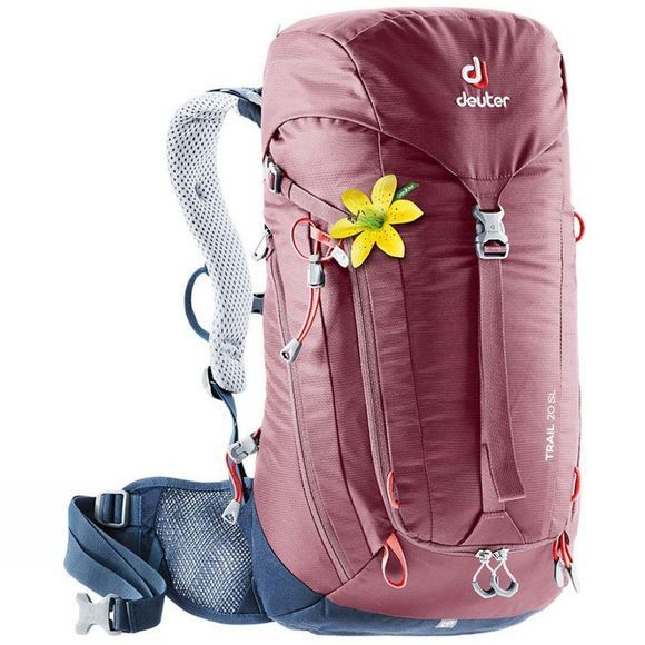 Deuter Trail 20 SL Backpack Maron/Navy