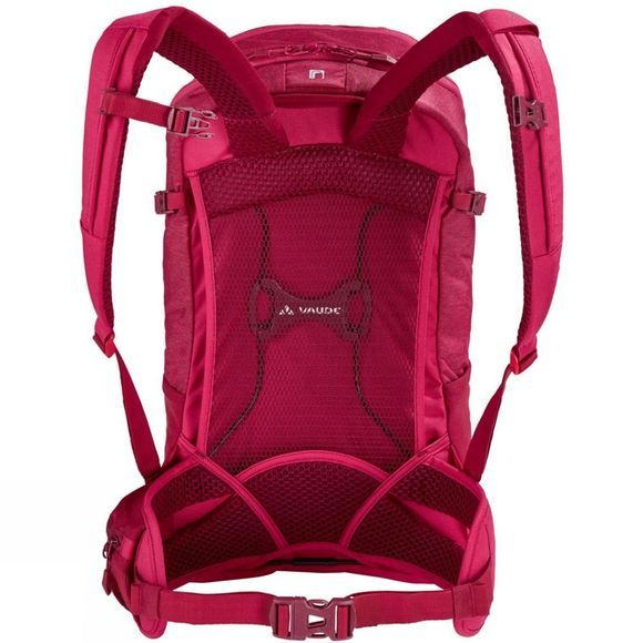 Vaude Women's Tacora 22 Rucksack Crimson Red