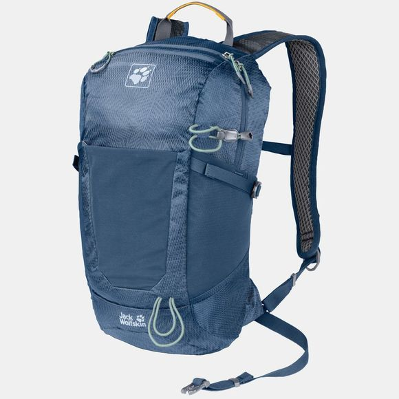 Jack Wolfskin Kingston 16 Rucksack Leaf Dark Sky