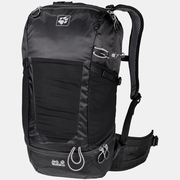 Jack Wolfskin Kingston 22 Rucksack Black