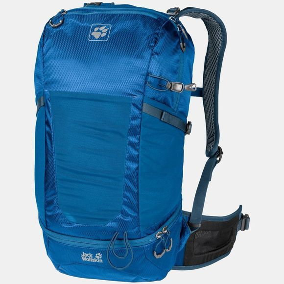 Jack Wolfskin Kingston 22 Rucksack Electric Blue