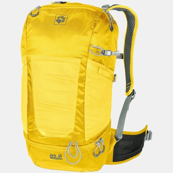 Jack Wolfskin Kingston 22 Rucksack Dark Sulphur