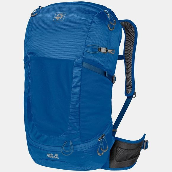 Jack Wolfskin Kingston 30 Rucksack Electric Blue