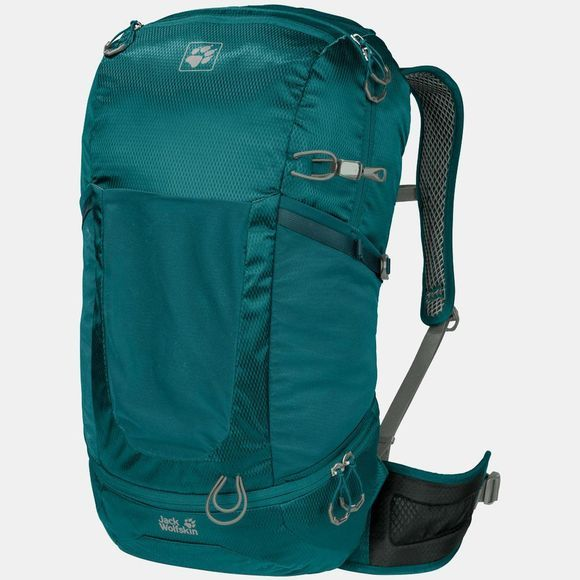 Jack Wolfskin Kingston 30 Rucksack Dark Spruce