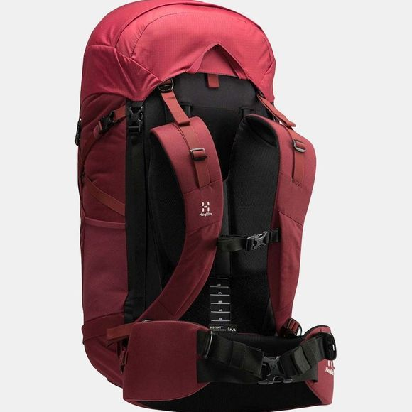 Haglofs Ströva 55 Rucksack Brick red/Light Maroon Red