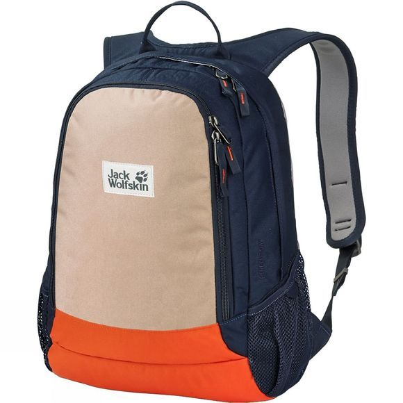 Jack Wolfskin Perfect Day Rucksack Night Blue/Gravel