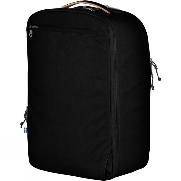Fjallraven Travel Pack Small Black