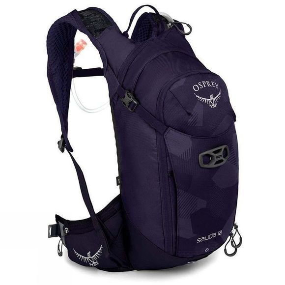 Osprey Womens Salida 12 Hydration Pack Violet Pedals