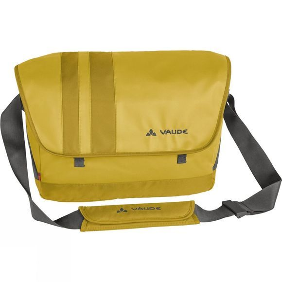 Vaude Ayo L Shoulder Bag Dark Sulphur