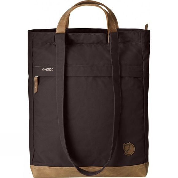 Fjallraven Totepack No. 2 Hickory Brown