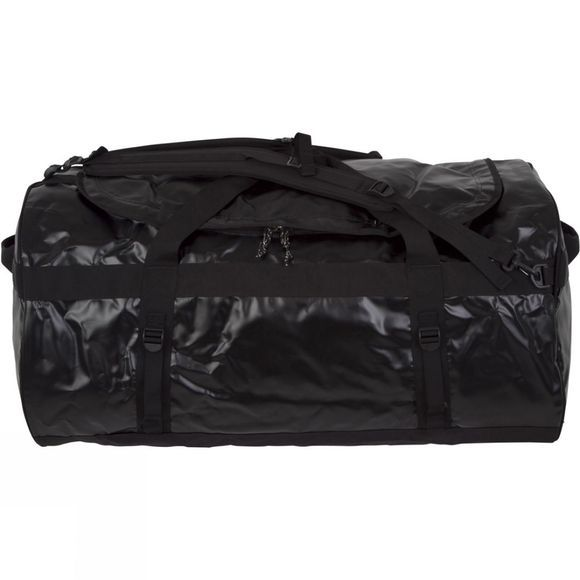 Mountain Equipment Wet & Dry Kit Bag 140L Black/Red Logo