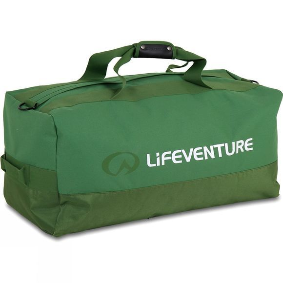 Lifeventure Expedition 100L Duffel Green
