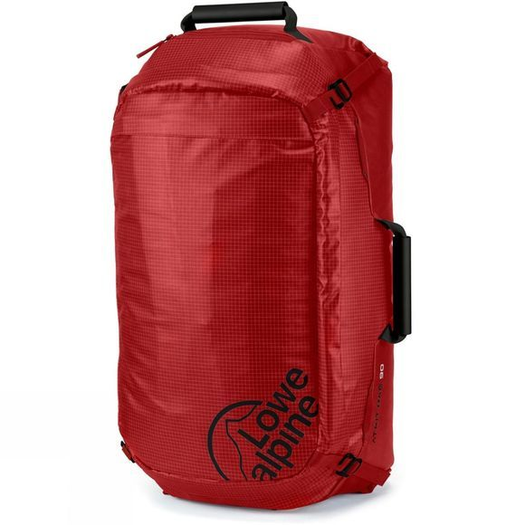 Lowe Alpine AT Kit Bag 60 Pepper Red / Black
