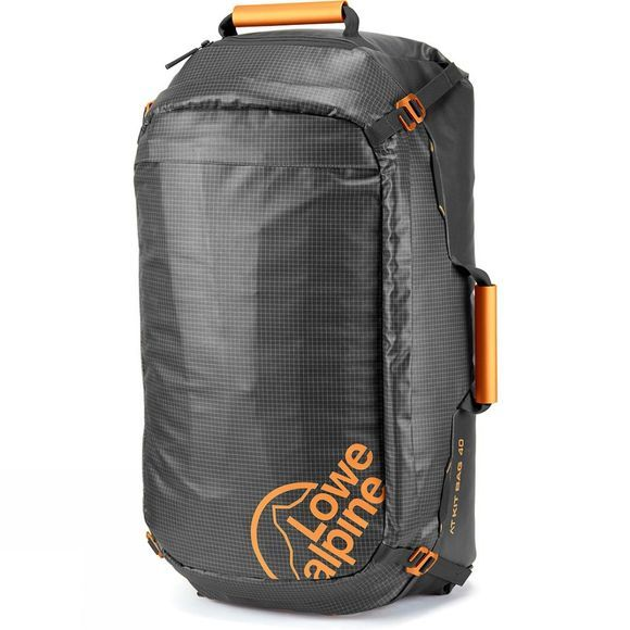 Lowe Alpine AT Kit Bag 40L Rucksack Anthracite / Tangerine