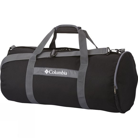 Columbia Barrelhead Duffel Bag Medium Black / Graphite