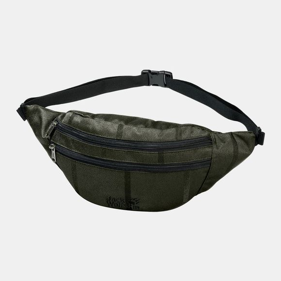 Jack Wolfskin Pac Me Y.D. Waist Pack Pinewood Big Check