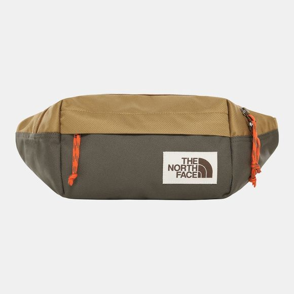 The North Face Lumbar Bum Bag British Khaki/New Taupe Green