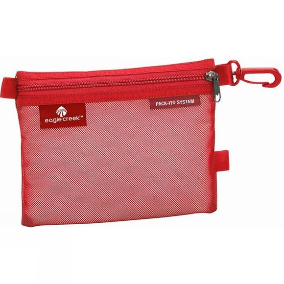 Eagle Creek Pack-It Sac Small Red Fire