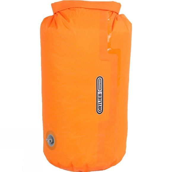 Ortlieb Compression Dry Bag with Valve 7L Orange