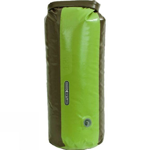 Ortlieb Dry Bag PD350 13L with Valve Olive/Lime