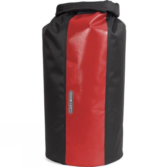 Ortlieb Dry Bag Ps490 35L Black/Red