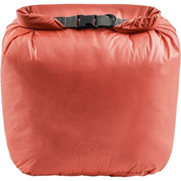 Lowe Alpine Ultralite Dry Sack 15L Red