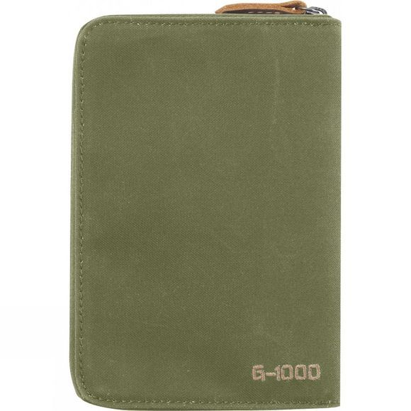 Fjallraven Passport Wallet Green