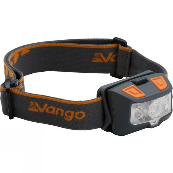 Vango Corvus 85 Headtorch Grey