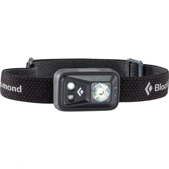 Black Diamond Spot 200 Lumen Headtorch Matt Black