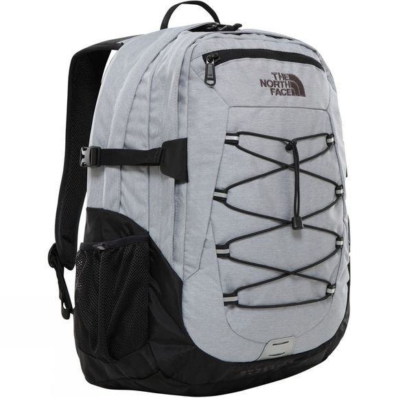 The North Face Borealis Classic Rucksack Mid Grey Heather/Tnf Black
