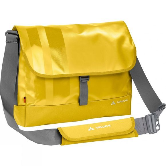 Vaude Wista L Shoulder Bag Mustard