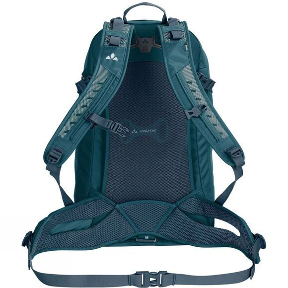 Vaude Wizard 30+4 Rucksack Nickel Green
