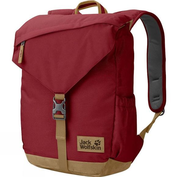 Jack Wolfskin Royal Oak Day Pack Dark Red