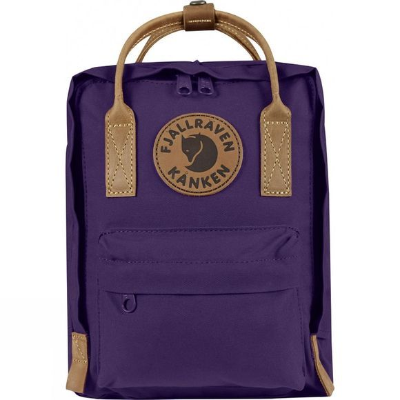 Fjallraven Kånken No.2 Mini Alpine Purple
