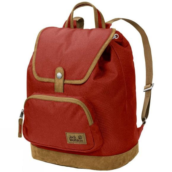 Jack Wolfskin Long Acre Rucksack Mexican Pepper