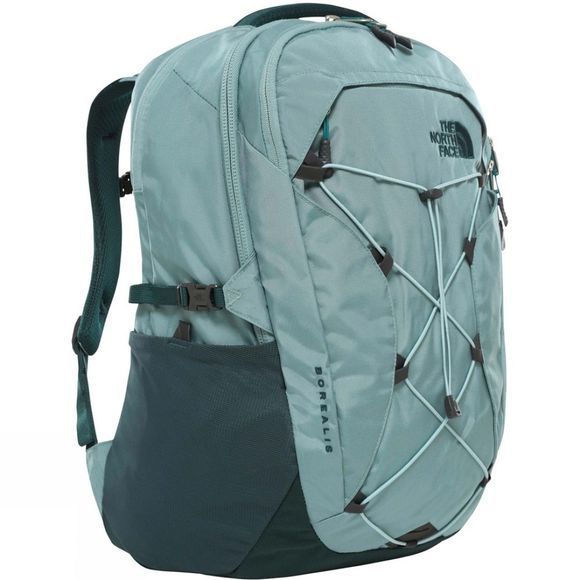 The North Face Womens Borealis Rucksack Trellis Green/Ponderosa Green