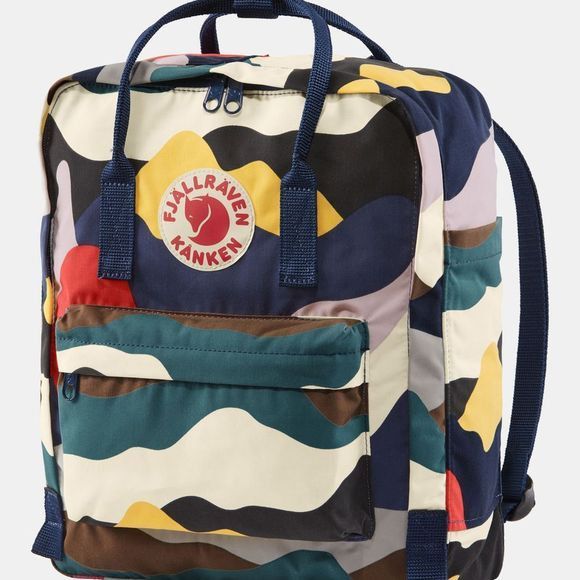 Fjallraven Kånken Art Backpack Summer Summer Landscape