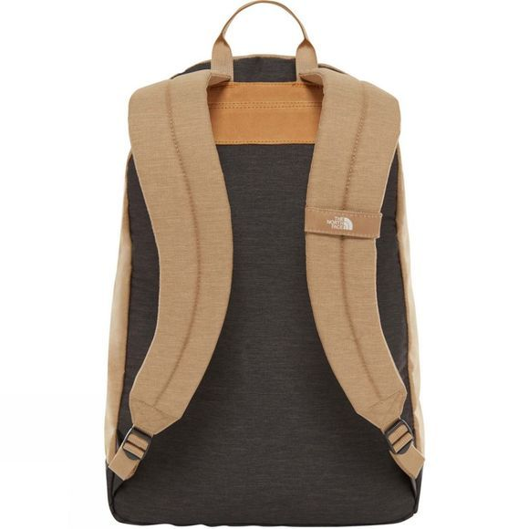 The North Face Berkeley Backpack Kelp Tan Dark Heather/Asphalt Grey Light Heather