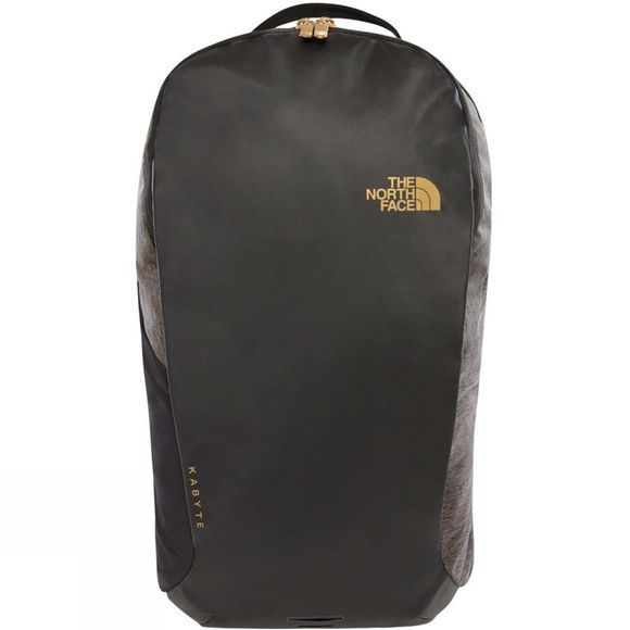 The North Face Womens Kabyte Rucksack TNF Black/TNF Black Brass Melange