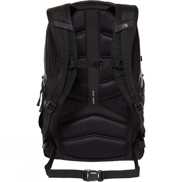 The North Face Router Rucksack TNF Black