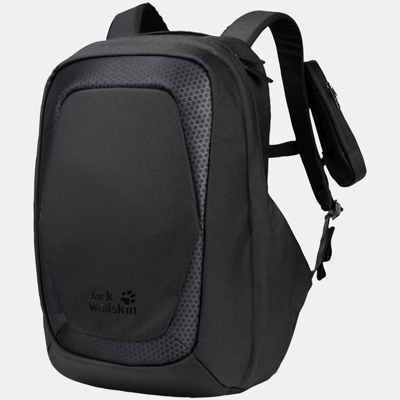 Jack Wolfskin Power On 26 Rucksack Black