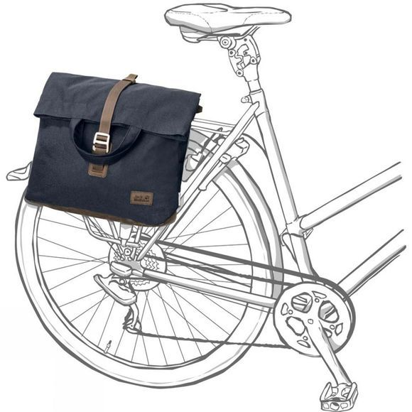 Jack Wolfskin Soho Ride Rucksack Night Blue