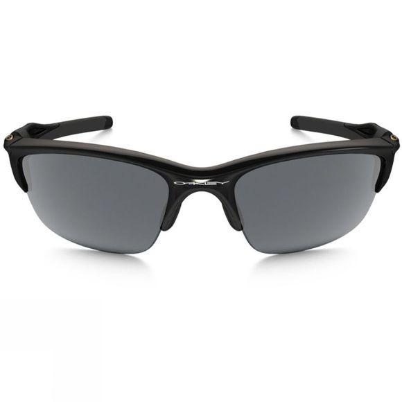 Oakley Half Jacket 2.0 Sunglasses Polished Black/Black Iridium