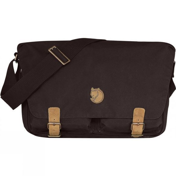 Fjallraven Övik Shoulder Bag Hickory Brown