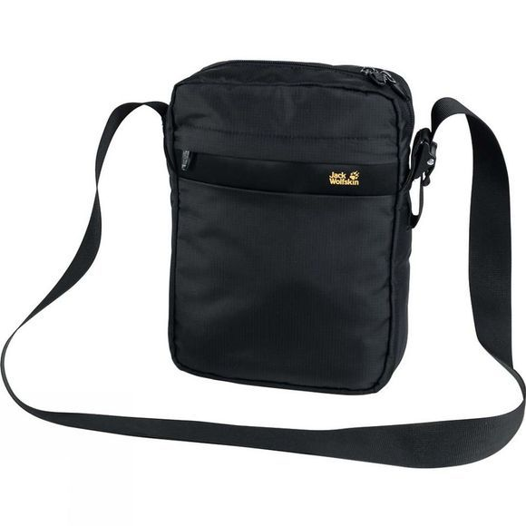 Jack Wolfskin Purser XT Shoulder Bag Black