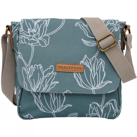 Womens Tulip Cross Body Shoulder Bag