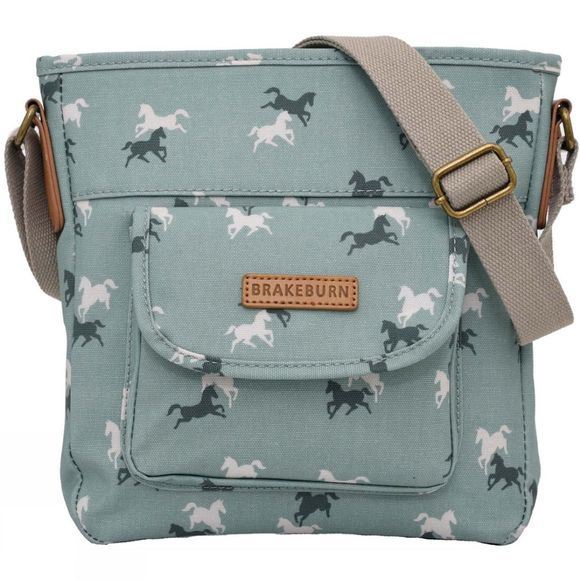 Womens Horses Cross Body Bag