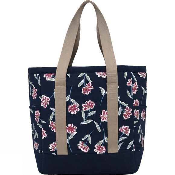 Womens Summer Bloom Beach Bag